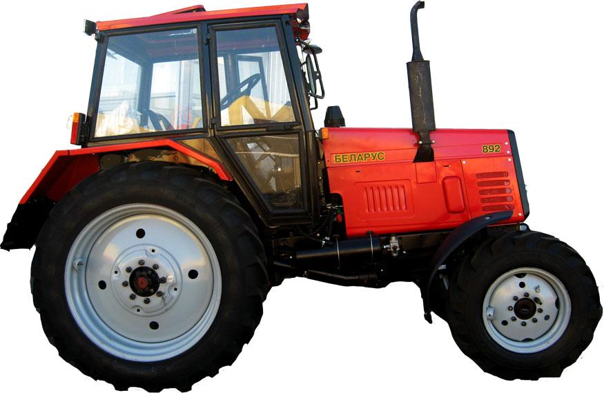 Видео: Беларус 3522 (трактор МТЗ 3522)