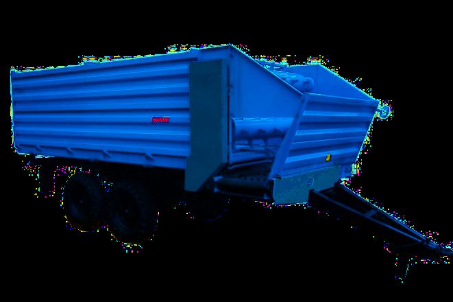 Раздатчик кормов тракторный РКТ-10-02