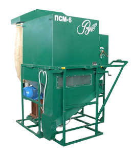 Зерноочистительная машина ПСМ-6